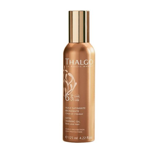 Satin Tanning Oil SPF6 125 ml